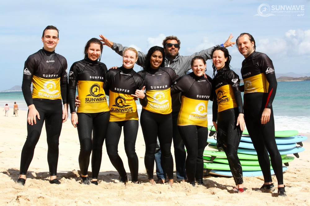 Beginners Surf Course Corralejo